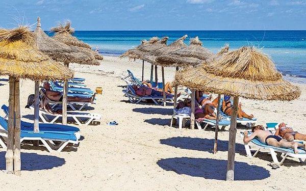 14.08.2019 - 25.08.2019 | Tunisko, Djerba, letecky na 12 dní all inclusive4