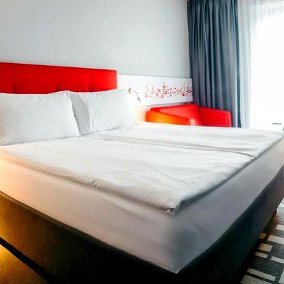 Pobyt v moderním hotelu Q Kraków pro pár i rodinu