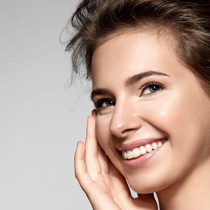 Kosmetické ošetření pleti vč. laseru na vrásky