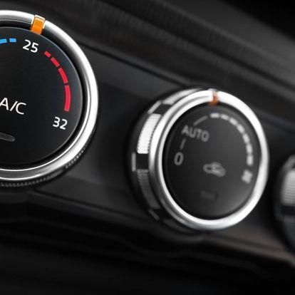 Čištění a doplnění chladiva klimatizace auta