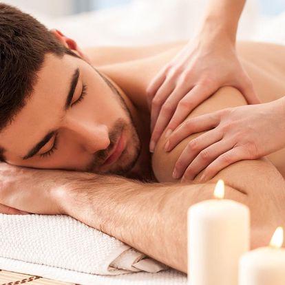 Baňkování, osteodynamika i relaxační masáž