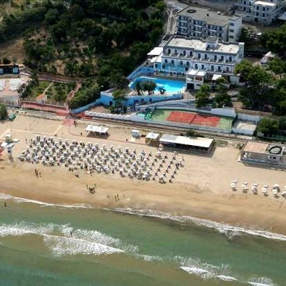 Itálie - Apulská oblast (Puglia) na 8 dní, bez stravy s dopravou vlastní, 50 m od pláže