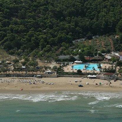 Itálie - Gargano na 8 dní, bez stravy s dopravou vlastní, 30 m od pláže