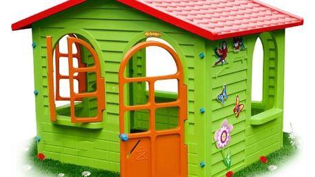 Zahradní domek Mochtoys