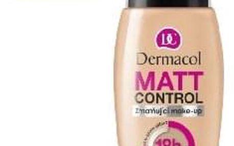 Dermacol Matt Control 30 ml matující make-up pro ženy 2