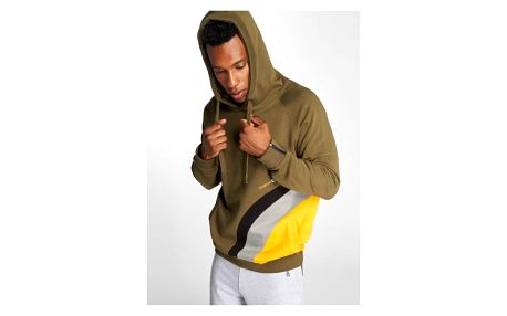 Dangerous DNGRS / Hoodie Curve in olive XL