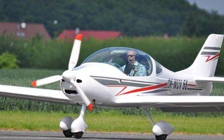 Kurz pilotování sportovního letadla