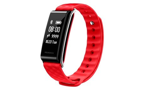Huawei Color Band A2 červené (02452557)