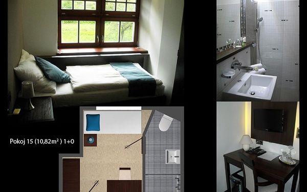 Jednolůžkový pokoj4