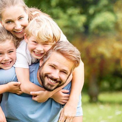 Rodinný pobyt na Žďársku: 3 či 4 dny i s wellness