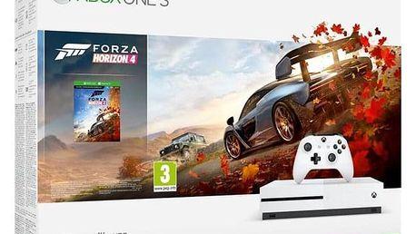 Herní konzole Microsoft 1 TB + Forza Horizon 4 (234-00561) Hra Ubisoft Xbox One Just Dance 2018 v hodnotě 899 Kč