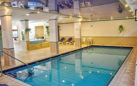 Maďarská Šoproň v HoteluLövér *** s neomezeným wellness a rozšířenou polopenzí
