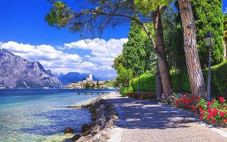 4denní výlet do Benátek, Verony a k jezeru Lago di Garda