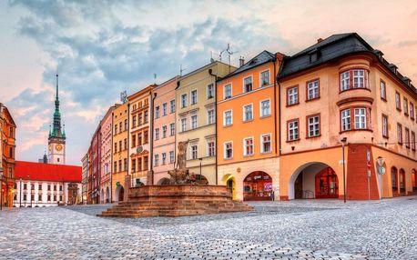 Lafayette**** hotel v Olomouci