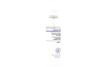 L´Oréal Professionnel Serioxyl Clarifying 1000 ml šampon pro barvené řídnoucí vlasy pro ženy