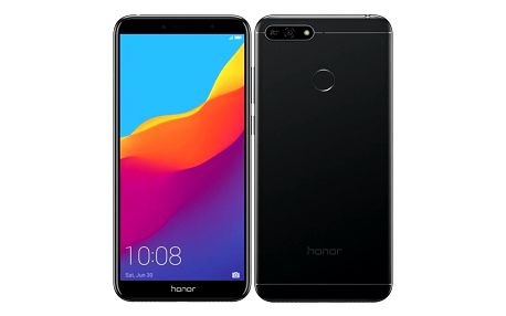 Mobilní telefon Honor 7A 32 GB Dual SIM (51092RBL) černý
