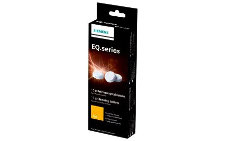 Čisticí tablety pro espressa Siemens TZ80001N