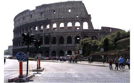 Itálie - Florencie, Pisa, Sorrento, Pompeje, Vesuv, Capri, Řím, Vatiká - 8 dní poznání s dopravou a polopenzí