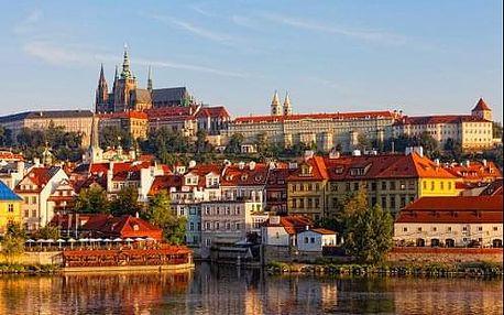 Příjemný ubytování v Praze pro dva v komfortním 4* hotelu s bohatými snídaněmi