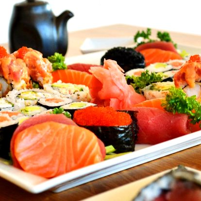 20, 24, 32 nebo 44 ks sushi vč. vegetariánského