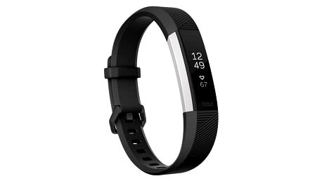 Fitbit Alta HR large - Black (FB408SBKL-EU)