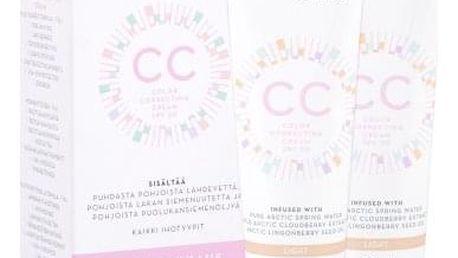 Lumene Nordic Chic CC Color Correcting SPF 20 2x30 ml cc krém pro ženy Light