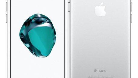 Apple iPhone 7 128 GB - Silver (MN932CN/A)