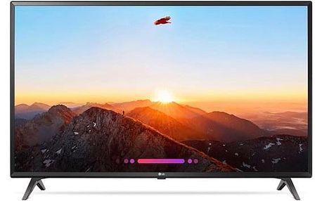 Televize LG 50UK6300MLB černá
