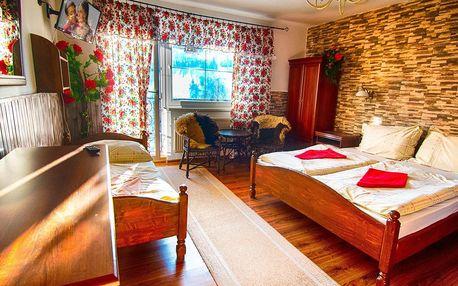 Odpočinek až pro 5 lidí s výhledem na Belianské Tatry