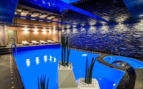 Výborně hodnocený polský hotel Zawrat s wellness