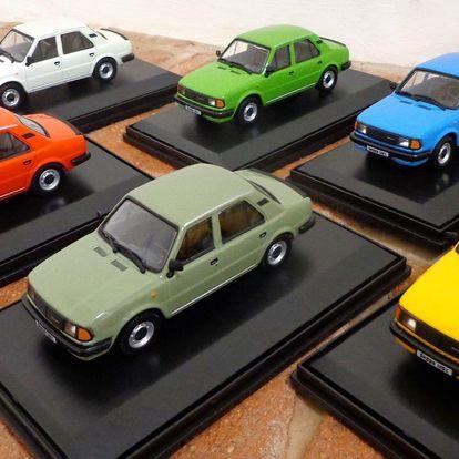 Vyrazte do Muzea autíček: vstup pro 1 i rodinu