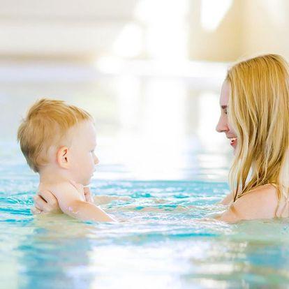 Plavání rodičů s dětmi na Praze 1 (10lekcí)