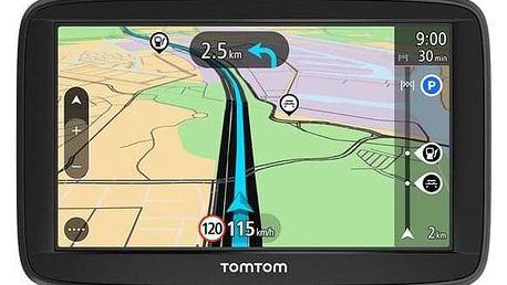 Tomtom START 52 Europe černá (1AA5.002.03)