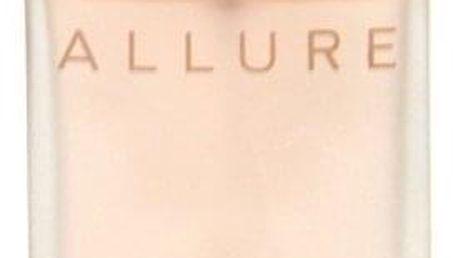 Chanel Allure 35 ml vlasová mlha pro ženy