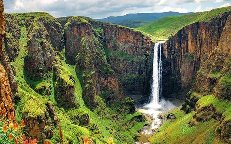 Hotelbusem po šesti zemích jihovýchodní Afriky