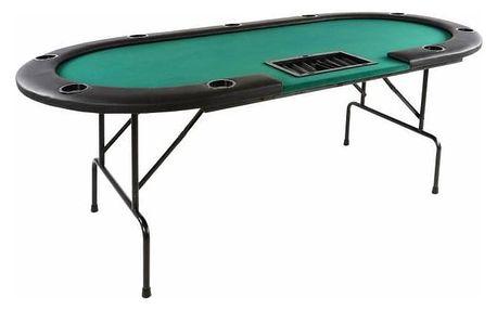 Garthen 509 Poker stůl skládací pro 10 osob