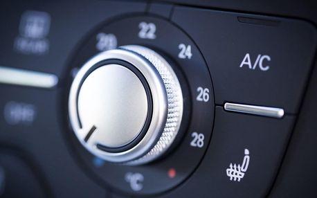 Kontrola, čištění a doplnění klimatizace