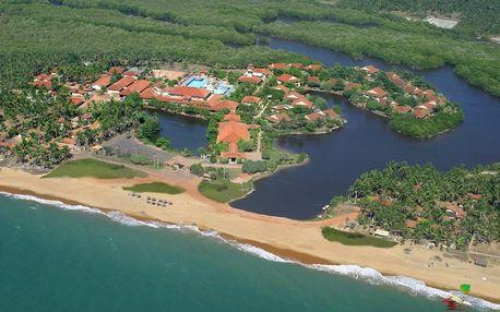 Srí Lanka - Marawila na 7 dní, all inclusive s dopravou letecky z Prahy, přímo na pláži