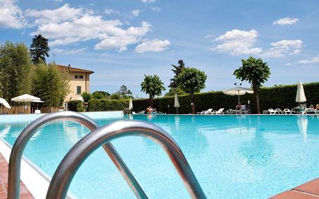 Toskánská dovolená ve 4 * hotelu s bazénem