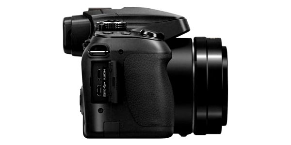 Digitální fotoaparát Panasonic Lumix DC-FZ82EP-K černý2