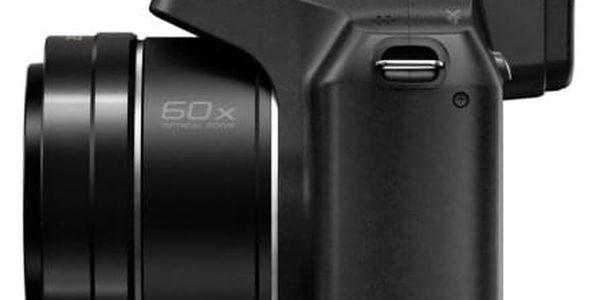Digitální fotoaparát Panasonic Lumix DC-FZ82EP-K černý3