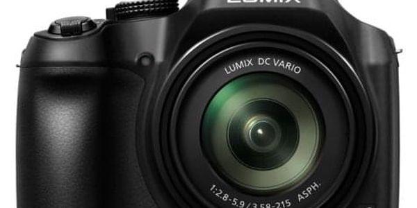 Digitální fotoaparát Panasonic Lumix DC-FZ82EP-K černý4