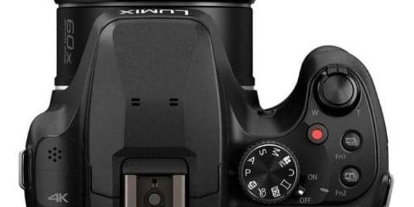 Digitální fotoaparát Panasonic Lumix DC-FZ82EP-K černý5