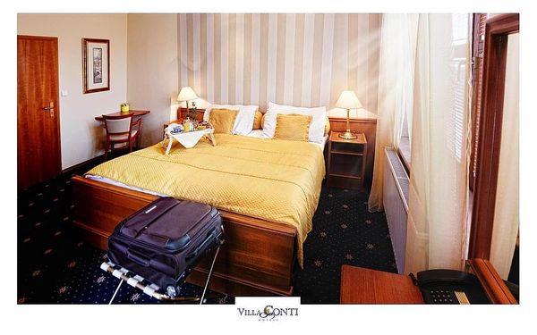 Písek: Hotel Villa Conti