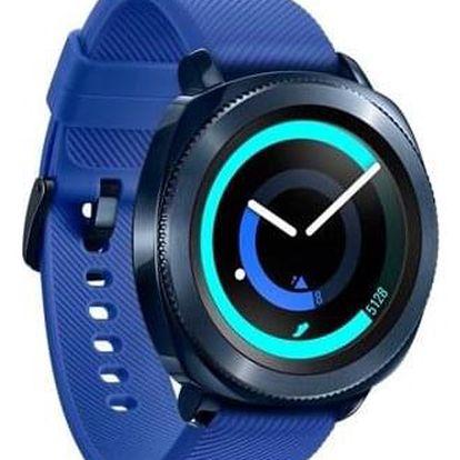 Samsung Gear Sport modrý (SM-R600NZBAXEZ)