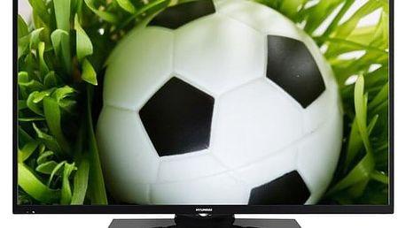 Televize Hyundai FLP 32T339, LED černá