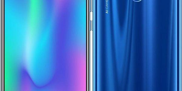 Mobilní telefon Honor 10 Lite (51093FED) modrý5