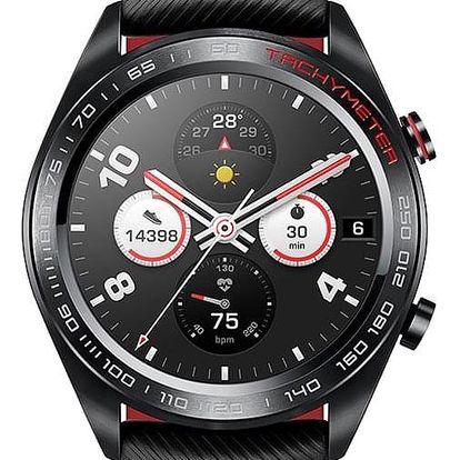 Chytré hodinky Honor Watch Magic černý (55023481)
