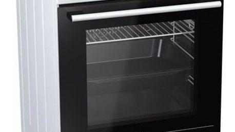 Kombinovaný sporák Mora Premium K 565 AW bílý