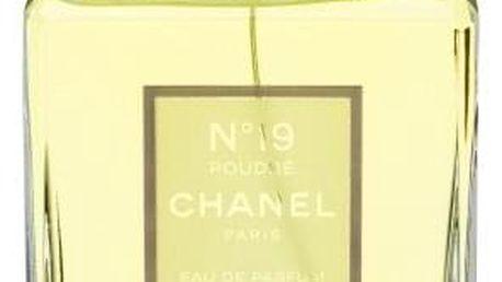 Chanel No. 19 Poudre 100 ml parfémovaná voda pro ženy